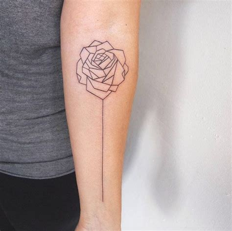 geometric forearm tattoo 25 best ideas about geometric on