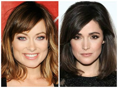 should i get side bangs sweep photos what is a lob and should you get one hair world magazine