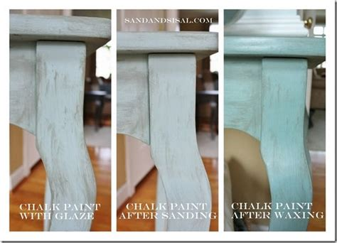 chalk paint diy wax diy great tutorial and discussion about chalk paint glaze