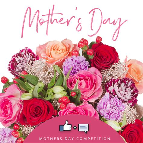 mothers day mothers day competition 2017 pollennation