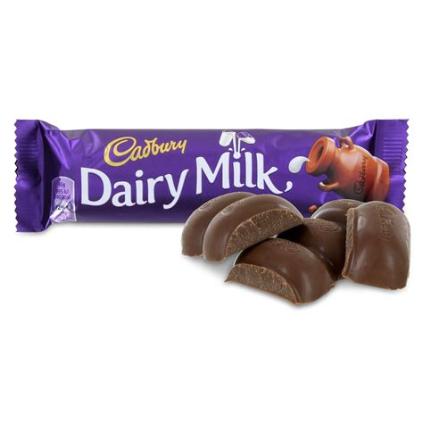 Cadbury 5 45g cadbury dairy milk chocolate 45g