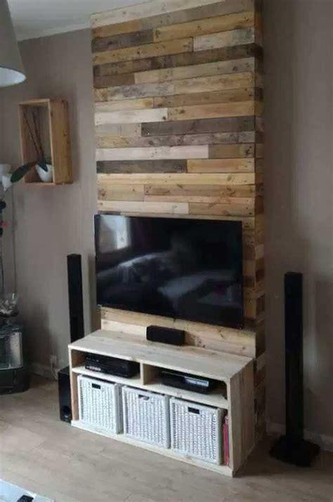 creative diy tv stand ideas   room interior