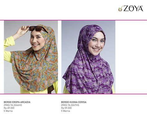 Jilbab Rabbani Terbaru Agustus 2017 harga promo katalog harga jilbab zoya terbaru periode september foto 2017