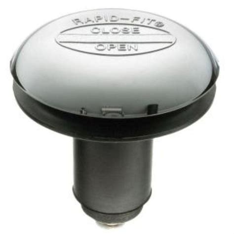 bathtub stopper replacement danco lift and turn stopper in pvd brushed nickel