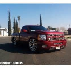 chevy single cab cars trucks slammed
