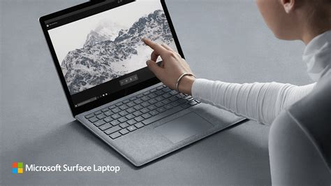 Microsoft Surface Laptop microsoft unveils 13 5 inch surface laptop for students
