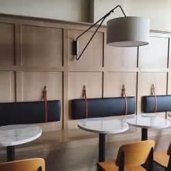 restaurant bench seats best 25 restaurant banquette ideas on