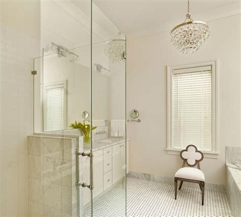 Quatrefoil Chair   Traditional   bathroom   Structures