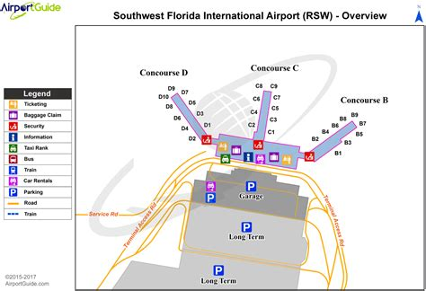 Rsw Airport Transportation Mba by Fort Myers Southwest Florida International Rsw Airport