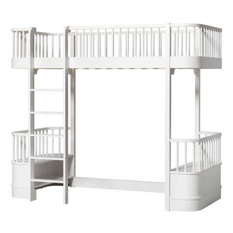 kinderzimmer hochbett oliver furniture kinderzimmer hochbett wood wei 223