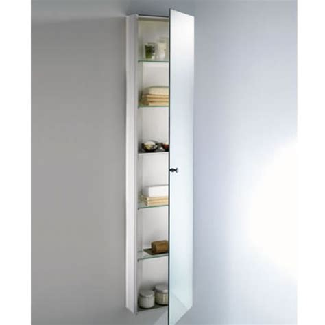 tall mirror bathroom cabinet schneider wangaline 1 door tall cabinet uk bathrooms