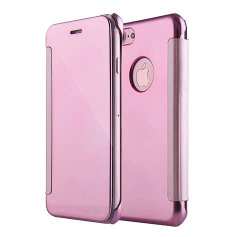 fundas apple iphone 7 plus funda apple iphone 7 plus espejo oro rosa