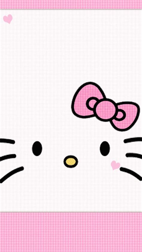 hello kitty iphone wallpaper pinterest hello kitty wallpaper sanrio pinterest hello kitty