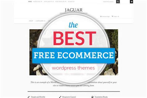 best free ecommerce 35 free ecommerce themes 2018