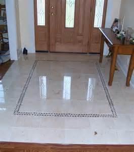 Marble rectangular floor tile for home entrance