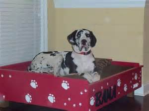 25 best ideas about great dane bed on doggie beds rustic bed and rustic bed frames