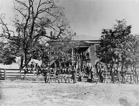 Battle Of Appomattox Court House by 14 The Civil War The American Yawp