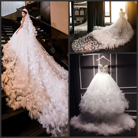 Cathedral Wedding Dress by Cathedral Wedding Dresses Wedding Dresses Asian