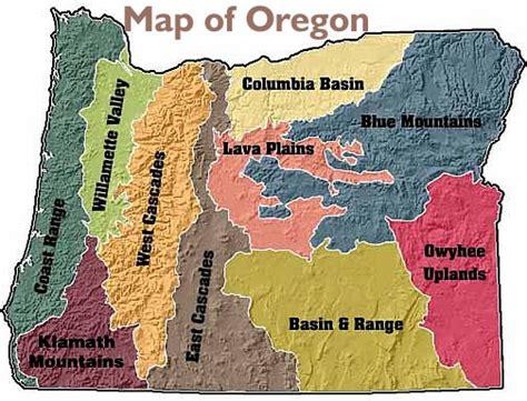 map of oregon mountain ranges program details partners for fish wildlife