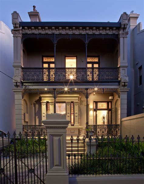 Mil Apartment bronte freestanding terrace victorian exterior