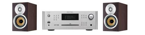 Internetradio Mit Cd 2526 by Monleon Electr 243 Nica Promocion Rotel Y Bowers Wilkins