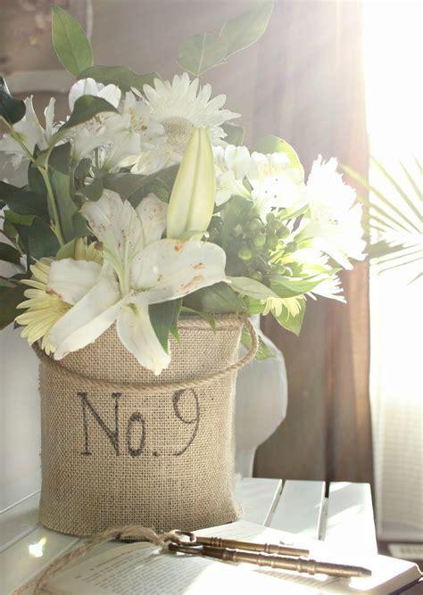 Purely Rustic Wedding Vase   AllFreeDIYWeddings.com