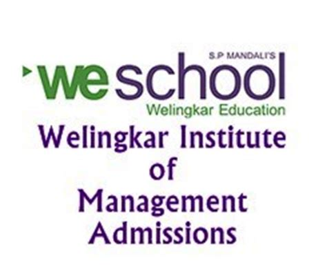 Mba In Welingkar Institute Of Management by Welingkar Mba Admissions 2018 Application Fee Structure