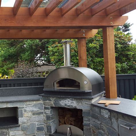 stovetop pizza oven mangiafuoco wood pizza oven