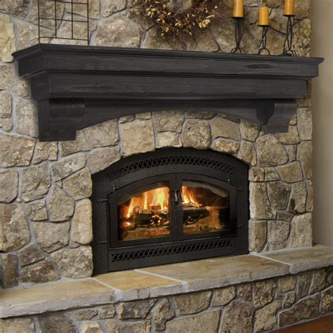 pearl mantels inc pearl 495 72 auburn arched