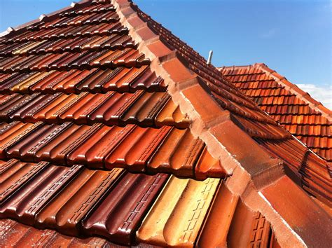 Terracotta Tile Roof Terracotta Roof Restoration Brisbane Roo Roofing