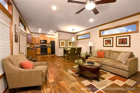 clayton homes interior options interior of clayton homes single wide e home upward mobility home interiors and
