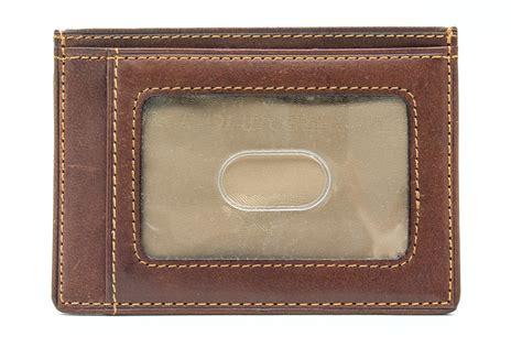 Tony Perotti Unisex Prima Weekend - tony perotti italian leather slim front pocket weekend