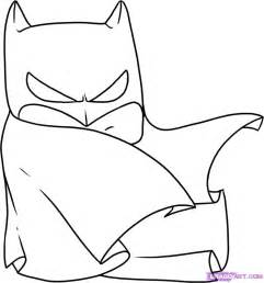 drawing the color line how to draw chibi batman step by step chibis draw chibi