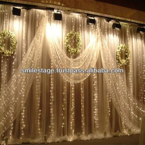 Portable Pipe And Drape/ Events Pipe And Drape Backdrop
