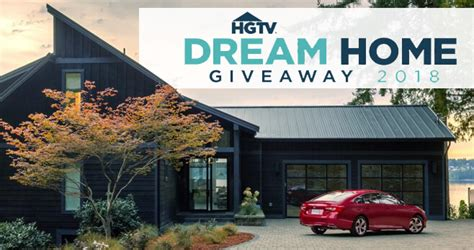Dream Home Giveaway Hgtv - hgtv dream home 2018 giveaway dates prizes winner more