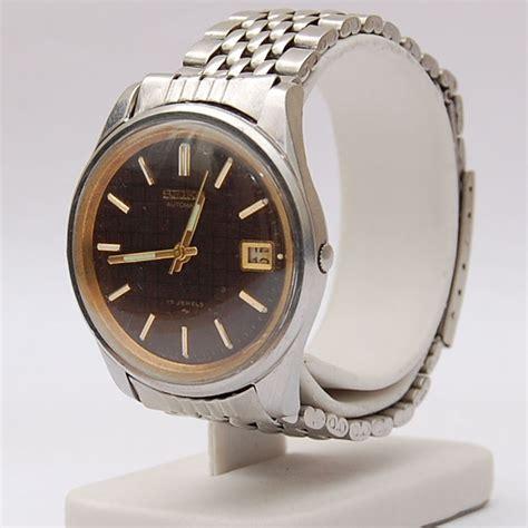 Seiko Sportmatic Calendar 820 seiko 5 sportmatic automatic calendar horloge met zeldzame