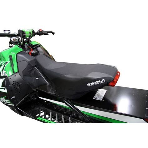 skinz seat covers skinz gripper top seat covers arctic cat sno pro 500