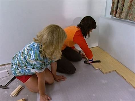 pdf diy diy wood laminate floor installation download