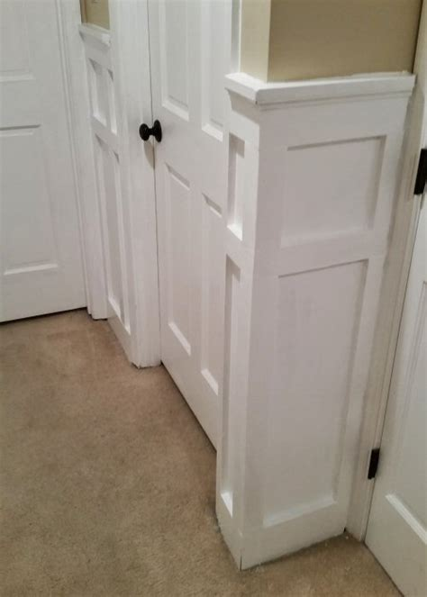 how to finish wainscoting corners how to install board and batten wainscoting white painted