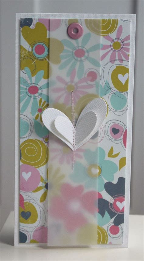 Patterned Paper For Card - 566 best images about cards with patterned paper on
