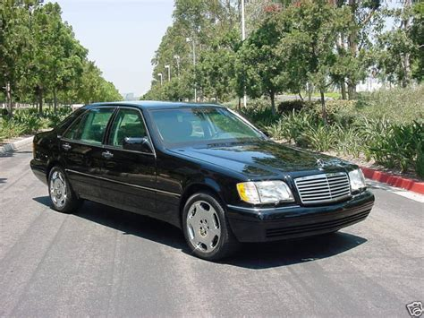 1995 mercedes s600 armored german cars for sale