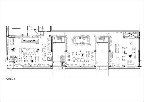 Kitchen Plans By Design gallery of usine restaurant richard lindvall 23