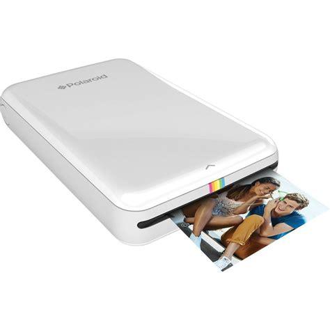polaroid white polaroid zip mobile printer white polmp01w b h photo