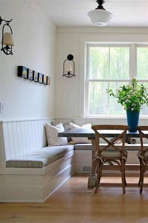 Impressive Antique Kitchen Bench Seating Home Design Ideas