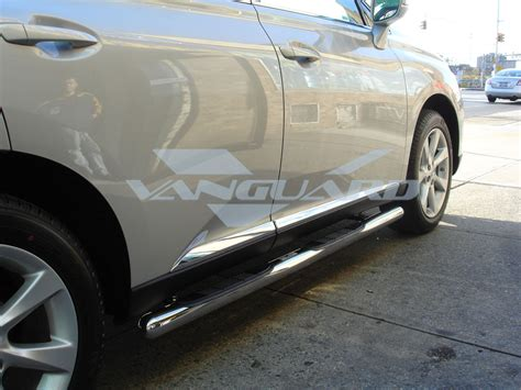 on board diagnostic system 2011 lexus rx hybrid lane departure warning t 304 10 15 lexus rx350 rx450h side step nerf bar running board 3 quot round s s ebay