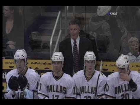 behind the bench marc crawford checks out a fan behind the bench youtube