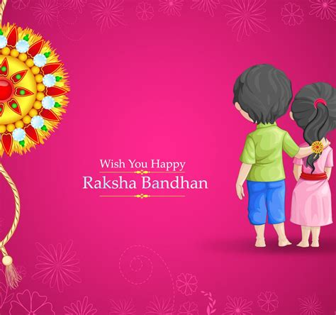 whatsapp wallpaper for raksha bandhan happy raksha bandhan 4k hd wallpaper raksha bandhan