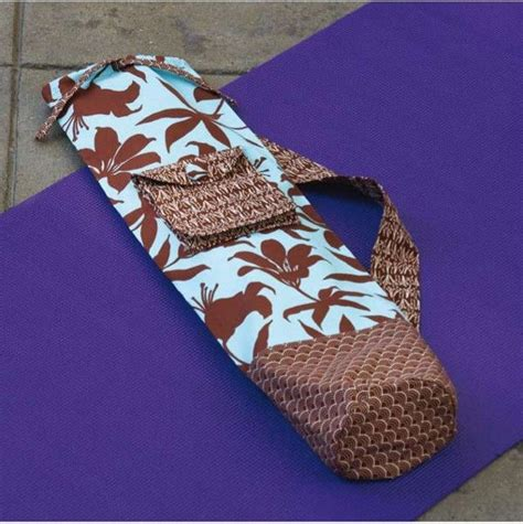 pattern for yoga mat tote 17 best images about yoga mat bags on pinterest sewing