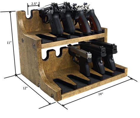 Rack A Gun by Quality Rotary Gun Racks Quality Pistol Racks 10 Gun
