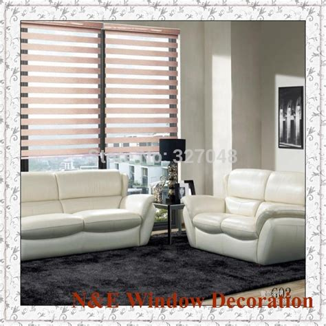 living room l shades aliexpress com buy free shipping window blinds zebra